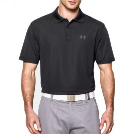 Under Armour Performance Polo 2.0 Zwart