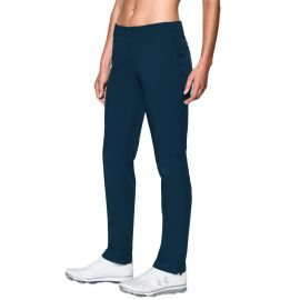 Under Armour Links Dames Golfbroek Blauw