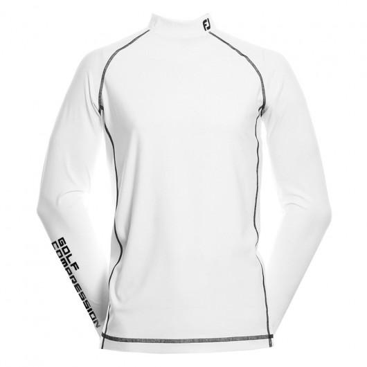 Footjoy Performance Thermoshirt Wit