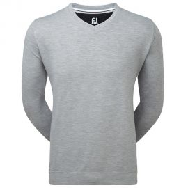 Footjoy Spun Poly V-neck Pullover