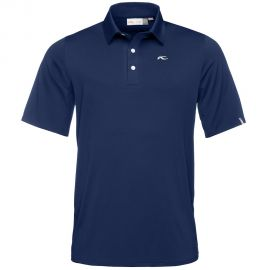 KJUS Superload Tour Polo Blauw