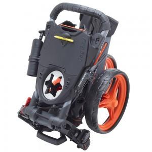 Bagboy Compact 3 Grijs/Oranje