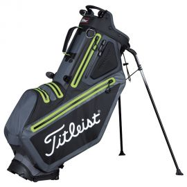 Titleist Players 5 StaDry Stand Bag Grijs/Groen