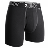 2UNDR Swing Shift Boxershort Zwart