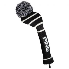 Ping Driver Headcover PomPom