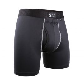 2UNDR Power Shift Boxershort Zwart