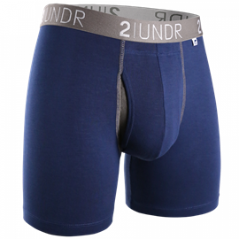 2UNDR Swing Shift Boxershort Navy