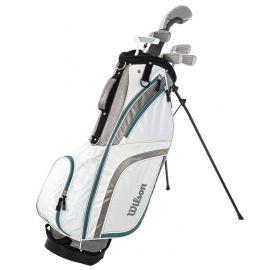 Wilson ProStaff HDX Halve Golfset Dames