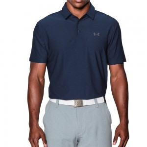 Under Armour Playoff Polo Navy