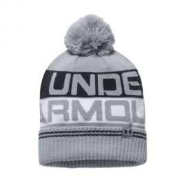 Under Armour Retro Beanie Grijs