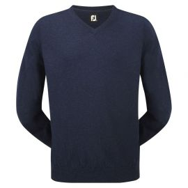 Footjoy V-neck Pullover Navy