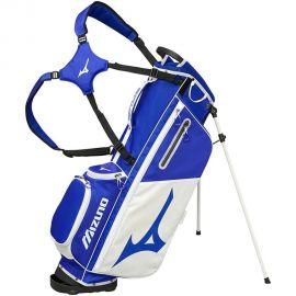 Mizuno BR-D3 Stand Bag Blauw-Wit