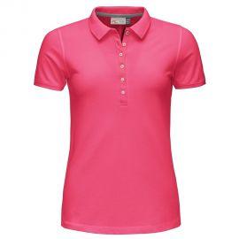 KJUS Sanna Polo S/S Roze