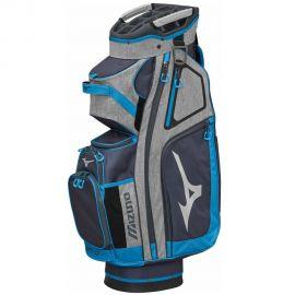 Mizuno BR-D4 Cart Bag Blauw