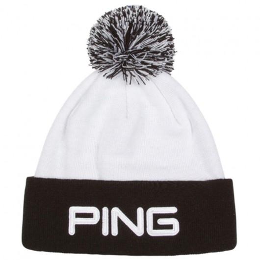 Ping Muts Wit/Zwart