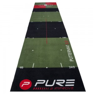 Pure 2 Improve Putting Mat 3 m