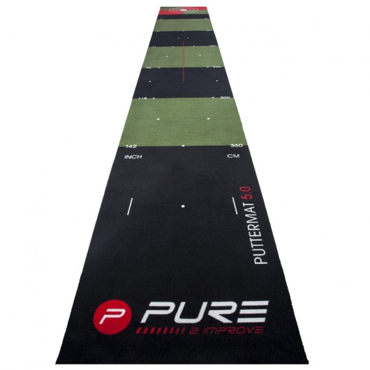 Pure 2 Improve Putting Mat 5 m