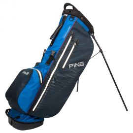 Ping Hoofer Monsoon Stand Bag Navy