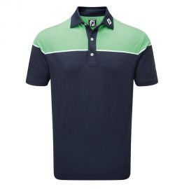 FootJoy Colour Block Navy/Groen