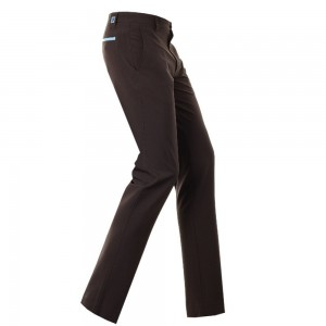 Footjoy Slim Fit Broek Zwart/Blauw