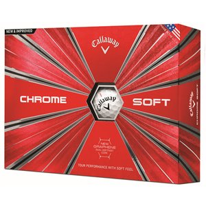 Callaway Chrome Soft 2018