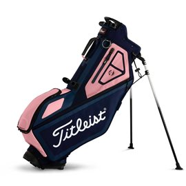 Titleist Players 4 Stand Bag Zwart
