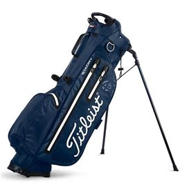 Titleist 4Up StaDry Stand Bag Navy/Wit