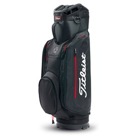Titleist Lightweight Club 14 Cart Bag Zwart