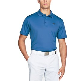 Under Armour Performance Polo Blauw