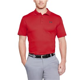 Under Armour Performance Polo Rood