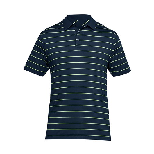 Under Armour Crestable Playoff Polo Navy