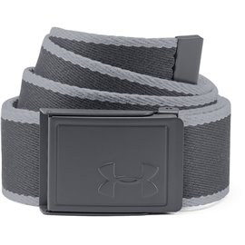 Under Armour Novelty Webbing Belt Grijs