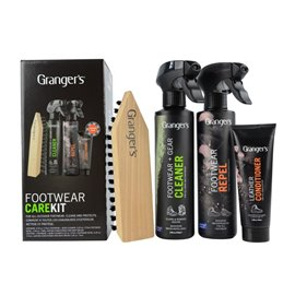 Grangers Footwear Care Kit