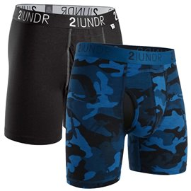 2UNDR 2-Pack Swing Shift Boxershorts