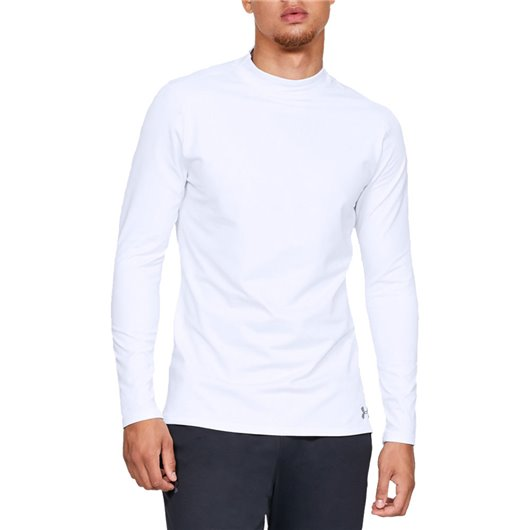 Under Armour Herenmock ColdGear Wit