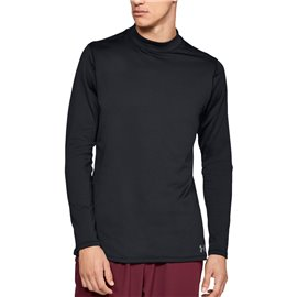 Under Armour Herenmock ColdGear Zwart