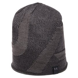 Under Armour 4 in 1 Beanie Zwart