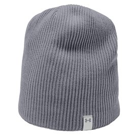 Under Armour 4 in 1 Beanie Grijs