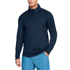 Under Armour SweaterFleece Snap Navy