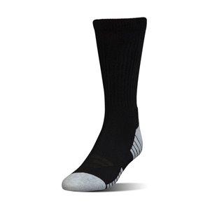 Under Armour HeatGear 3 Paar Sokken Zwart