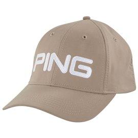 Ping Tour Light Cap Bruin