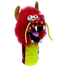 Daphne's Driver Headcover Red Dragon
