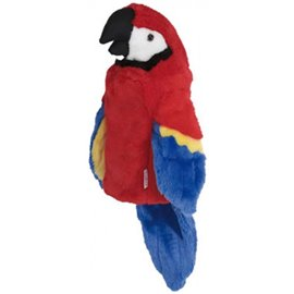 Daphne's Driver Headcover Parrot