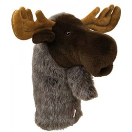 Daphne's Driver Headcover Moose