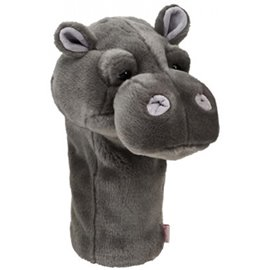Daphne's Driver Headcover Hippo