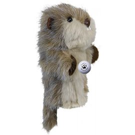 Daphne's Driver Headcover Gopher