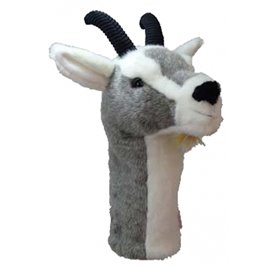 Daphne's Driver Headcover Goat