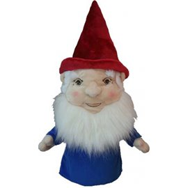 Daphne's Driver Headcover Gnome
