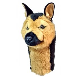 Daphne's Driver Headcover German Sheppard
