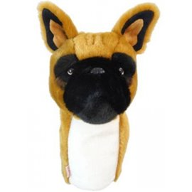 Daphne's Driver Headcover Frenchie